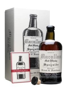 The Whisky Viking: Macallan, Replica 1841 (bottled 2003), 41,7 %