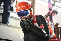 Stefan Kraft, Ski Jumping, Reaction Pictures, Motorcycle Jacket, Skiing, Germany, Jackets, Fashion, Ski