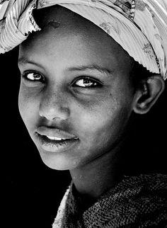 eritrean girl.