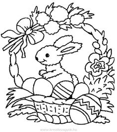 HÚSVÉTI KIFESTŐK - tanitoikincseim.lapunk.hu Easter Coloring Pages, Coloring Pages For Kids, Fairy Crafts, Happy Easter, Embroidery Patterns, Snoopy, Paper Crafts, Kids Rugs, Drawings