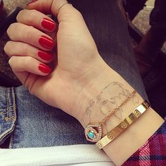 World map outline perfect for your wrist or arm anywhere share one chiaraferragni cartier love braceletworld map tattoosglobe gumiabroncs Images