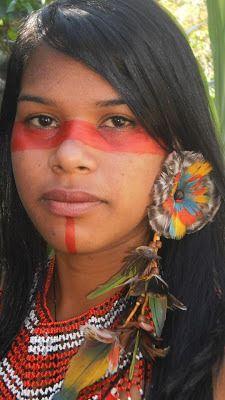 **** Le dernier courrier de mon ami Zenildo Barreto (sculpteur sur bois brûlés à Salvador de Bahia et ingénieur agronome de surcroît), est terrifiant ! La forêt au Sud de Salvador, (la Mata Atlantica...) où vivent depuis toujours les indiens Pataxos,...