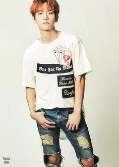 Byun Baekhyun of EXO