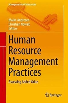 34 best human resources management images on pinterest brochures e book human resource management practices maike andresen available now http fandeluxe Choice Image