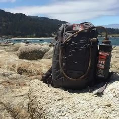 A fan favorite, the Ibex-26! 📷 @kitfoxoutfitters  We have gear that loves to go where you go, the Vanquest Ibex 26 is a great option for when you bread a little extra room and durability. #carmel #ocean #coast #rocks #waves #backpack #daytrip • • • • Linkin.bio for links #vanquest #vanquestgear #vanquesttoughbuiltgear  #EDC #everydaycarry #edcgear #hiking #outdoors  #camping #backpacking #backpack #photography #cameragear #camerabag #backpacking #edccommunity #carrysmarter #edcdump… Backpacking, Camping, Range Bag, Edc Gear, Rfid Wallet, Everyday Carry, Tactical Gear, Day Trip, Coast