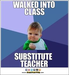 Image result for sub teachers