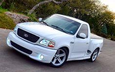 SVT Lightning Custom Pickup Trucks, Ford Pickup Trucks, Chevy Trucks, Svt Lightning, Ride The Lightning, F150 Truck, Jeep Truck, Ford Lighting, Ford Svt