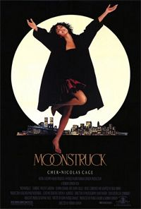 Moonstruck Film Locations - On the set of New York.com