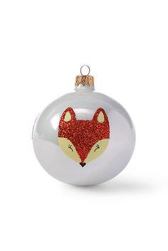 Critter Globe Ornament