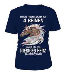 Von ganzem Herzen Pferdeliebhaber? Jetzt EXKLUSIV, in BEGRENZTER AUFLAGE hier erhältlich.Hohe Qualität und umfangreiche Farbauswahl! Du kannst zwischen verschiedenen Stilen wählen - Kapuzen-Sweatshirts, Unisex-T-Shirts und V-Ausschnitt-T-Shirts. Auch hervorragend als Geschenk geeignet.Garantiert sichere Bezahlung! Bitte liken und teilen! :)