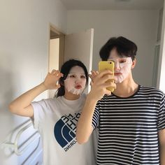 Asian Couple / In Love / Amour / Amore Korean Best Friends, Boy And Girl Best Friends, Couple Ulzzang, Ulzzang Korean Girl, Couple Goals Relationships, Relationship Goals Pictures, Boy And Girl Friendship, Couple In Love, Wattpad