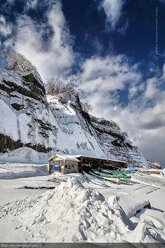 Shakotan Peninsula, Hokkaido, Japan