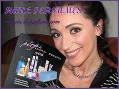 Haul, Compras de Perfumes en la Web; esenciadeperfume.com