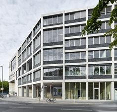 Detroit am Moritzplatz Geschäftshaus von Barkow Leibinger in Berlin
