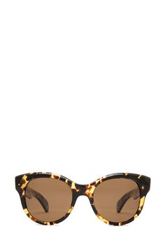 Oliver Peoples Jacey in Brown