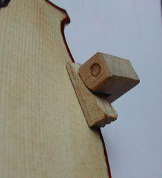 Making light crack clamps Violin Repair, Tips & Tricks, How To Make Light, Restoration, Music, Violin, Instruments, Printing Press, Tools