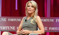 Fox News host Megyn Kelly received applause from both Republicans and Democrats after the first Republican debate in August, when she asked tough questions of all the candidates and didn't back down when Donald Trump got sassy. Will Megyn Kelly host… Megyn Kelly, Female Fox, Fox News Anchors, Fortune Magazine, Fox News Hosts, Political System, Powerful Women, Hottest Photos, Equality