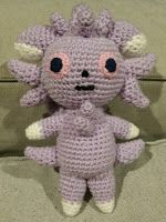 The pokemon crochet journey!: #677 Espurr