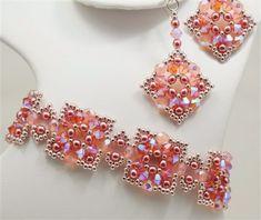 Free Alexandra Bracelet pattern