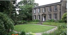 The Bronte Parsonage Museum, West Yorkshire, England; home to the Bronte sisters. West Yorkshire, Yorkshire England, Jane Eyre Book, Bronte Parsonage, Bronte Sisters, World Of Books, Country Estate, Country Homes, Places To Visit