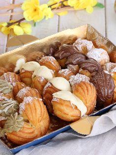 VIA COL VENTO DOLCI ricetta dolci tipici della Campania