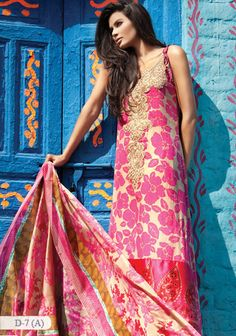 Sana Safinaz: lawn collection