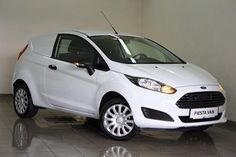 2015 FORD FIESTA 1.5 TDCI TREND VAN - £151 + VAT Per Month visit www.leasewell.co.uk for more information http://ow.ly/QNtFv