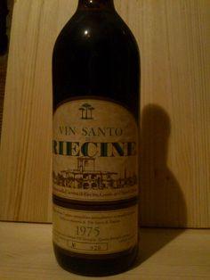vin santo riecine millesimato 1975