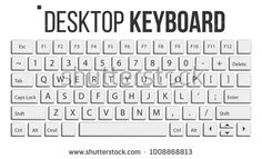 Find Keyboard Isolated Layout Template Classic Keyboard stock images in HD and millions of other royalty-free stock photos, illustrations and vectors in the Shutterstock collection. Keyboard Keys, Computer Keyboard, Layout Template, Templates, Electronic Devices, Illustration, Royalty Free Stock Photos, Desktop, Buttons