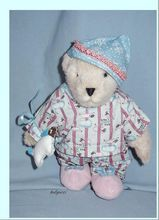 Muffy Vanderbear Collection Bear ~ MUFFY PAJAMA GAME Bunny Slippers. No barbi's for my girl, well hardly...she collected and played with muffy and her whole family and the animals too~Don't forget Hoppy the rabbit