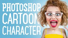In today's Adobe Photoshop video tutorial I'll take you through the process of creating a realistic cartoon character effect from a photograph. We'll exagger...
