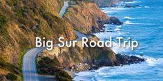 A romantic road trip down Rt-1 in California's Big Sur #travel #roadtrips #roadtrippers