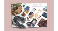 J.Crew Monthly Style Guide on Behance