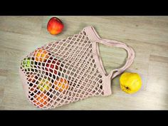 En Kolay File Çanta Yapımı / Alışveriş Filesi / DIY Shopping Bag - YouTube  #Alışveriş #Bag #çanta #DIY #EN #file #Filesi #kolay #Shopping #Yapımı #YouTube Crochet Handbags, Crochet Bags, Knit Crochet, Diy Bags Purses, Diy Purse, Hello Kitty Bag, Halloween Bags, Net Bag, Macrame Bag
