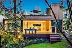 Dreamhouse from Ben & Kylie. Built with Formance SIP's panels, which is a result of a building system that is very strong, energy efficient, healthy and warm. Sips Panels, Building Systems, Energy Efficiency, Environment, Cabin, Warm, Mansions, House Styles, Kylie