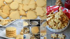 Gluten Free Cookie Recipes, Gluten Free Cookies, Dutch Recipes, Easy Cake Recipes, Biscuit Recipe, Cookies Et Biscuits, Best Christmas Biscuits, Typical Dutch Food, Chocolate Cake Recipe Easy