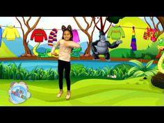 Exercise Activities, Exercise For Kids, Baby Shark Dance, Jungle Boogie, Dance Sing, Kids Songs, Playground, Singing, Preschool