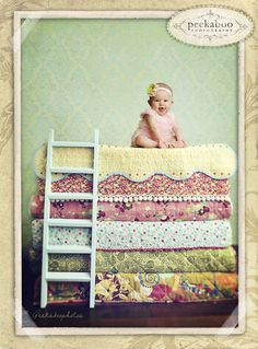 the princess and the pea @Lisa Locklin - This one's for you!