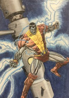 Colossus Colored pencil Colored Pencils, My Arts, Projects, Painting, Color Crayons, Colouring Pencils, Paintings, Paint Colors, Draw