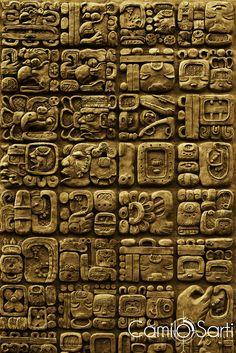 Maya Glyphs by Camilo Sarti on 500px