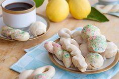 Easter Lemon Twist Cookies                                                                                                                                                      More