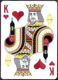 USPCC, Jaqk Cellers King Of Hearts, Jack Black, Deck Of Cards, Cool Cards, Tarot Cards, Vintage Cards, Card Games, Playing Cards, Drawings