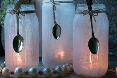 Piimä-kynttilälyhdyt DIY - Smoothiempaa Menoa