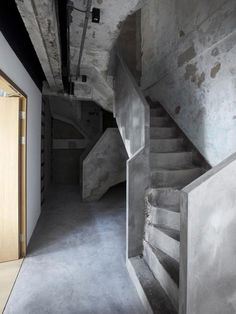 Waterhouse Oldnew Concrete Stairs