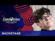 Kristian Kostov from Bulgaria shows his stage outfit - YouTube