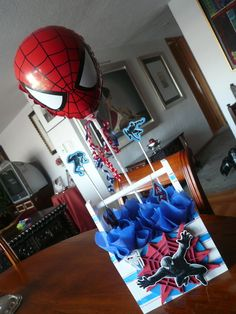 "Photo 1 of 44: Spiderman / Birthday ""JOSE MA´S SPIDERMAN ADVENTURE"" 
