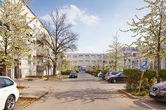 Die Bily-Wilder-Promenade in #Berlin. #Wohnen