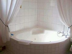 Jacuzzi tub and shower