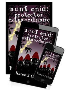 'Aunt Enid: Protector Extraordinaire' will be available as paperback and eBook