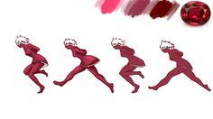 Jade Run character sketches by @uncledev #gamedev #indiedev #animation http://uncledev.itch.io/jade-run